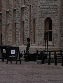 A London Guard.