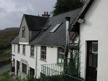 Residents of Glencree stay at… Glencree.