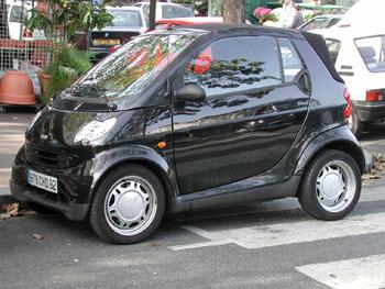 A smart car!
