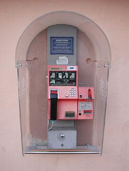 Vatican phone.