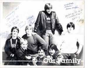 Chris  hickman,Steve W,Mike O,dave s Scott Farren Mike Nicchia  and missing   Dan Estrada as  the beaver